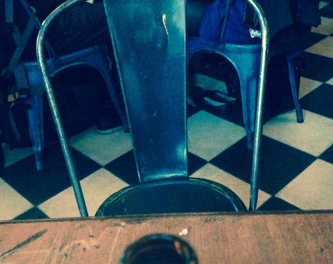 Photographe à Toulouse - chaise ou visage