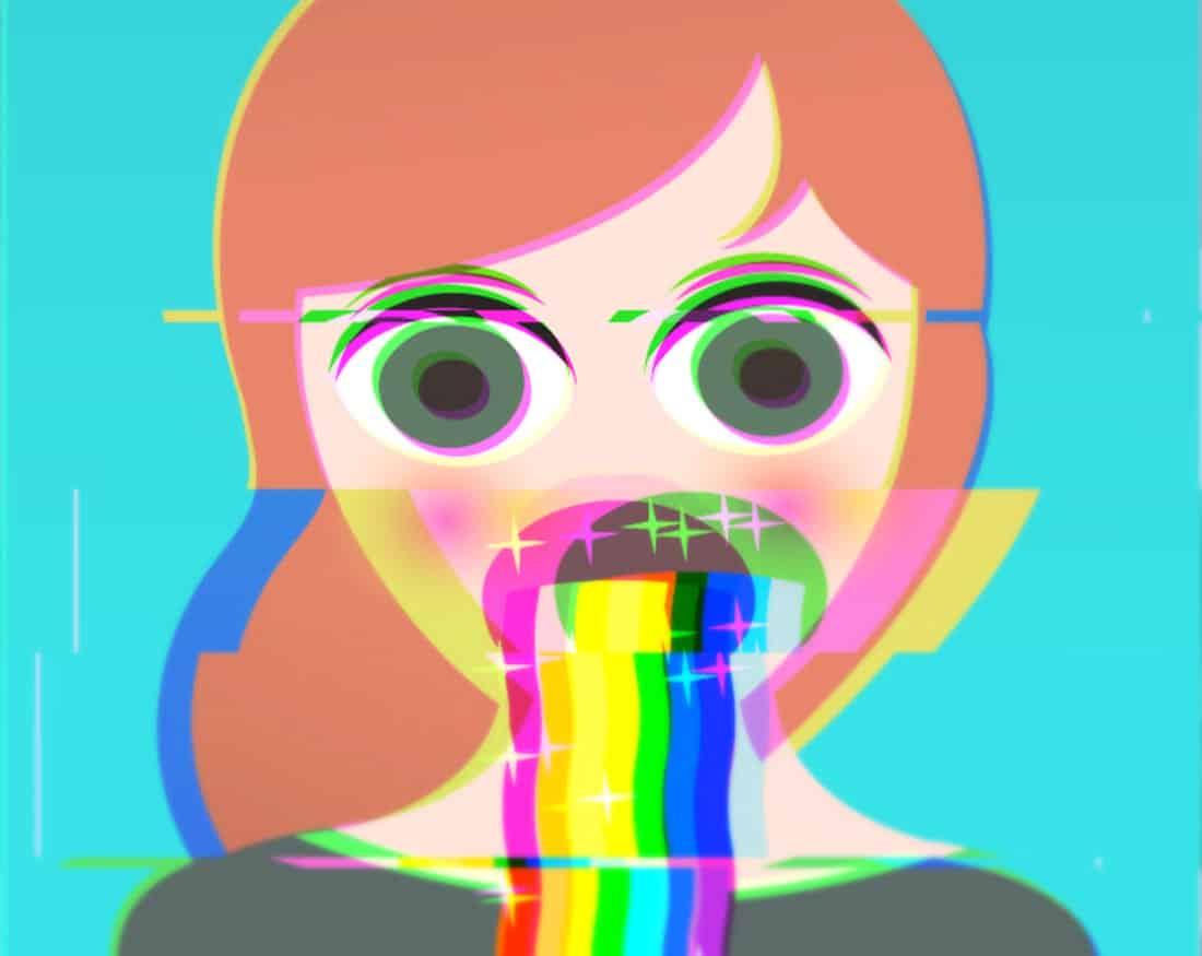 Entre Glitch et Snapchat - version 02